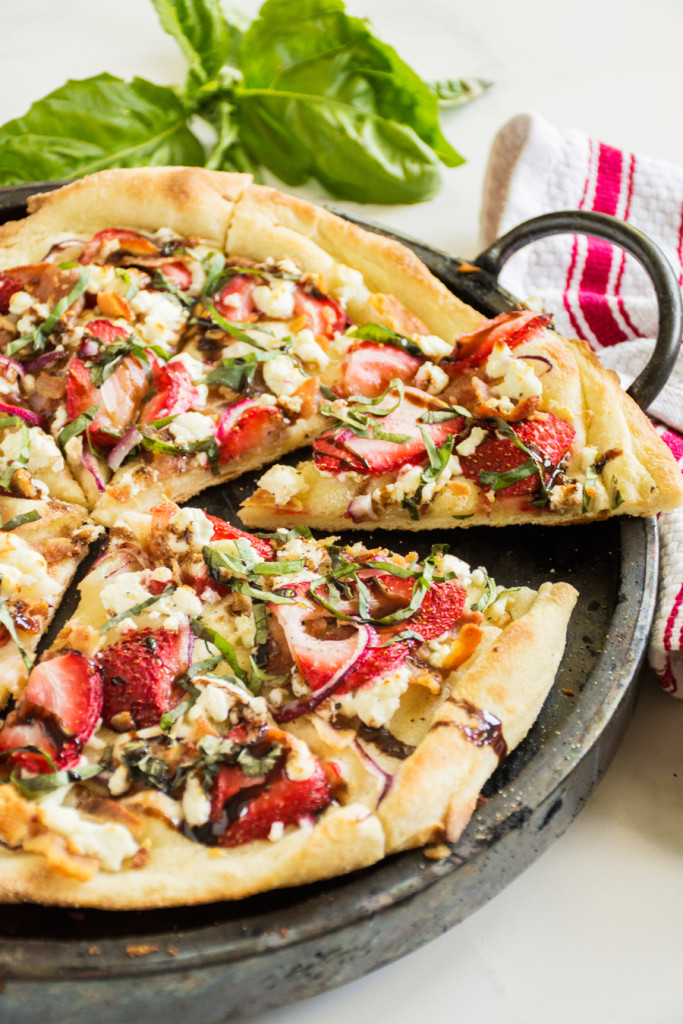 ... of dessert… well, I guess you can call this pizza dessert too then