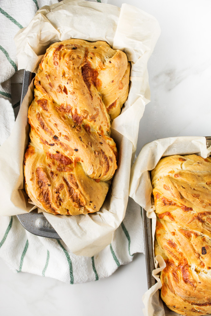 cheese and onion bread recipe